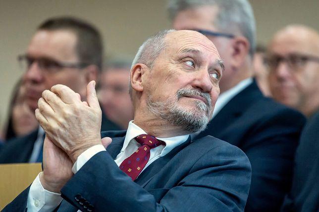 Antoni Macierewicz zostanie Marszałkiem Seniorem Sejmu