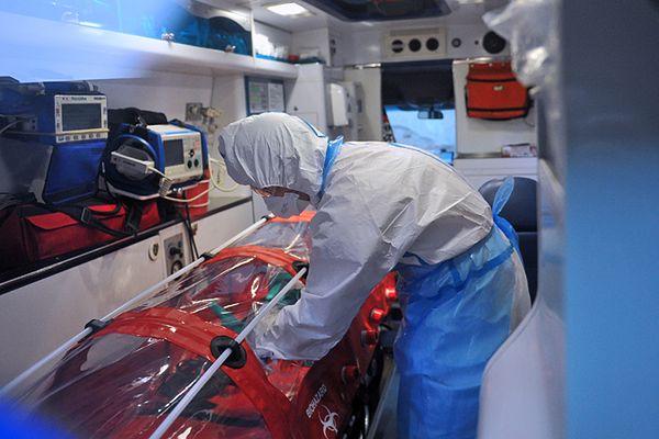 Wyzdrowiała brytyjska pielęgniarka, która zaraziła się wirusem eboli