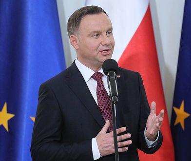 Strajk nauczycieli 2019. Andrzej Duda oferuje Belweder jako miejsce na okrągły stół ws. oświaty