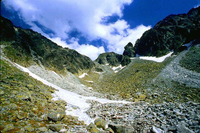 Tatry: Szlak na Przełęcz Krzyżne zamknięty