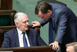 """Jankowski: """"Wojna domowa w obozie władzy. Gowin i Ziobro rozpoczęli walkę o wpływ na rząd"""" (Opinia)"""