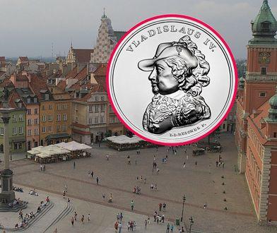 NBP emituje monety z Władysławem IV. Złotych jest tylko 600 sztuk