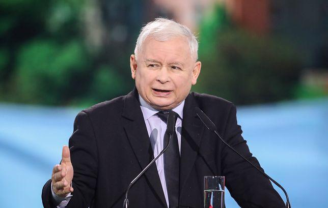Wybory prezydenckie. II tura już 12 lipca. Jarosław Kaczyński zabrał głos