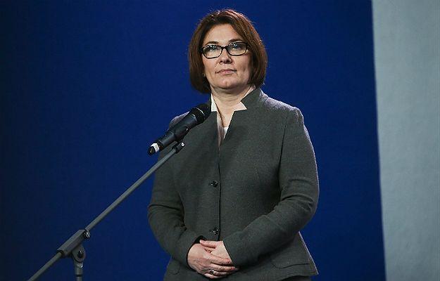 Beata Mazurek skomentowała wypowiedź Morawieckiego na Twitterze
