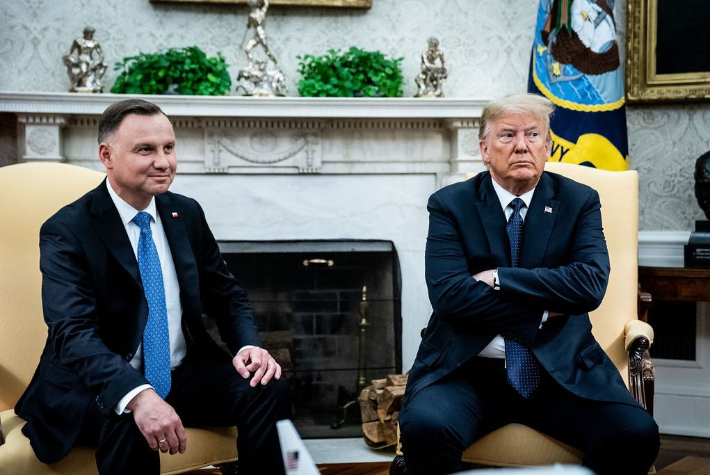 Wzajemne relacje za kadencji Donalda Trumpa pozostaną pewnie historycznie najlepszymi w stosunkach Polski i USA w XXI wieku.