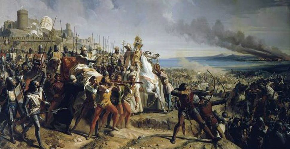 Baldwin IV - Król Trędowaty