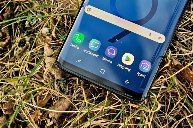 Samsung Galaxy S9+ - ciężko o lepszy wybór (gdy nie dbasz o cenę)