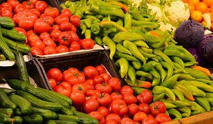 Co zdradzają kolory warzyw i owoców?