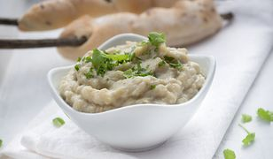 Baba ghanoush – przeciwzmarszczkowa pasta z bakłażanu