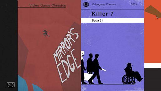 Klasyczne okładki nieklasycznych gier