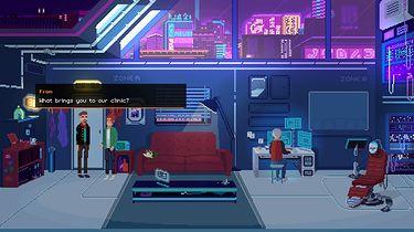 Don't Forget Me. Cyberpunkowa przygodówka o manipulowaniu wspomnieniami zapowiada się świetnie - Don't Forget Me