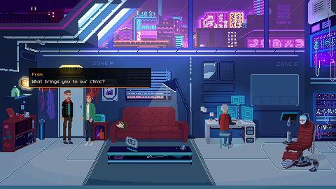Don't Forget Me. Cyberpunkowa przygodówka o manipulowaniu wspomnieniami zapowiada się świetnie