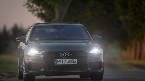 Sprawdziliśmy nowe Audi A6: samochód skomputeryzowany do granic możliwości