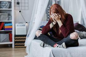 Dojrzewanie a depresja