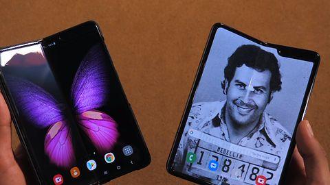 Escobar Fold 2 miał pokonać Samsunga. Okazał się być Galaxy Foldem