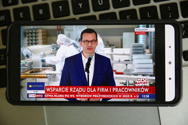 Premier Morawiecki zapowiedział podwyżkę zasiłków dla bezrobotnych