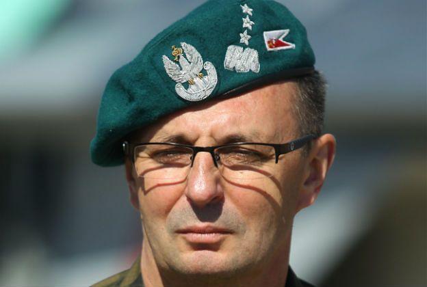 Gen. Marek Tomaszycki będzie dowódcą sił zbrojnych w czasie wojny