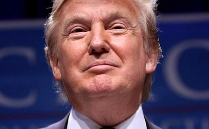 Postawił 200 tys. funtów na Donalda Trumpa. Zgarnie pół miliona!