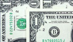 Kurs dolara wystrzelił. Jest najwyższy od 2004 roku