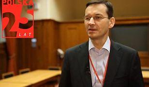 Morawiecki: Polskę stać na Nobla z nauk ścisłych