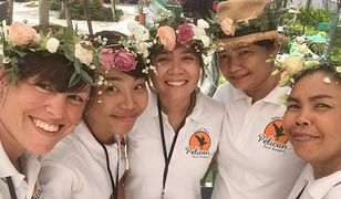 #KobietyNieZnająGranic: Kambodża dzięki Ewie pachnie polskim chlebem