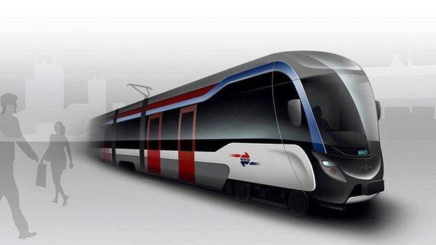 Nowe pociągi dla WKD! [ZDJĘCIA]
