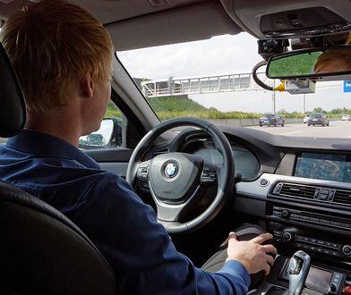 Czterech liderów w wyścigu do autonomicznych samochodów?