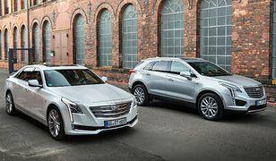 Cadillac z nowymi modelami chce rywalizować w Europie