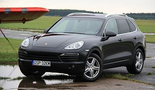 Test: Porsche Cayenne - Po co zjeżdżać z asfaltu?