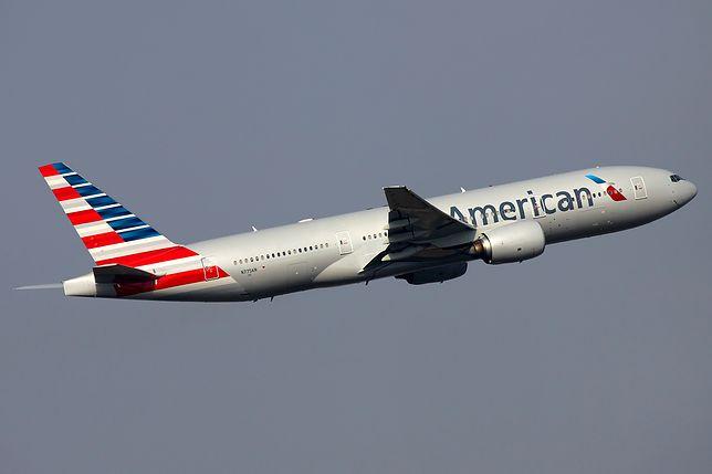 American Airlines. Mechanik uszkodził samolot, bo chciał dostać zlecenie naprawienia go po godzinach pracy.