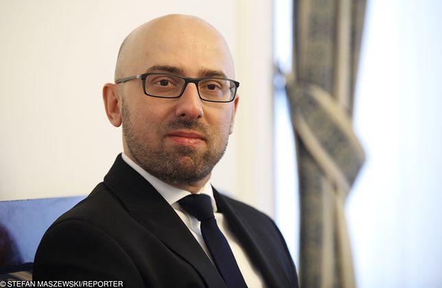 Krzysztof Łapiński sekretarzem stanu w Kancelarii Prezydenta jest od maja 2017 roku