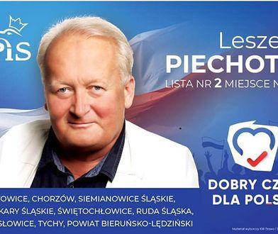 Wybory parlamentarne 2019. Przewidział numer listy PiS. Leszek Piechota postawił na dwójkę i wygrał