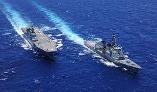 Japonia celuje w rekordowy budżet obronny. Premier Shinzo Abe chce zerwać z powojennym pacyfizmem