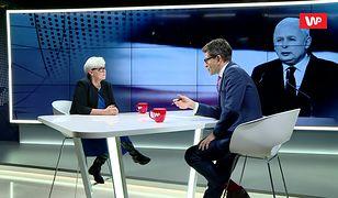Joanna Kluzik-Rostkowska: z dawnego Kaczyńskiego nic nie zostało