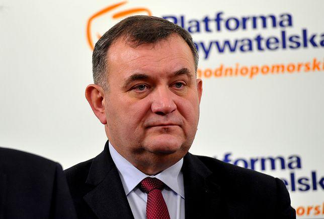 CBA miało próbować wymusić zeznania na Stanisławie Gawłowskim. PO zawiadamia prokuraturę