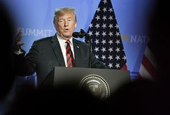 """Donald Trump pokazał list od Kim Dzong Una. """"Początek wartościowej podróży"""""""