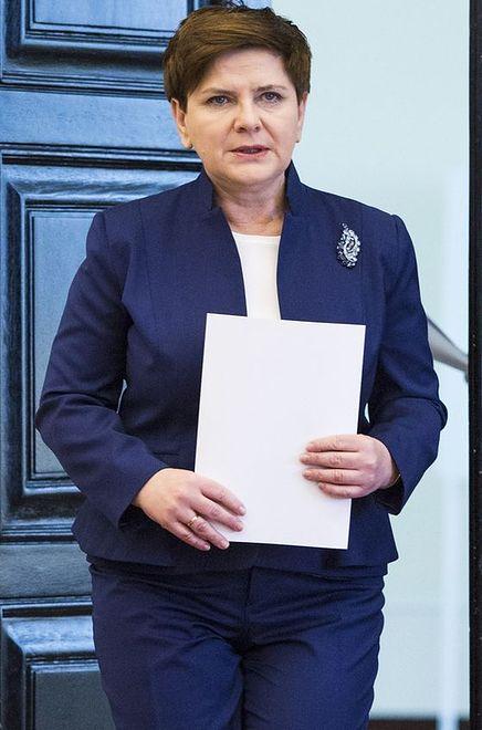 Styl pani premier