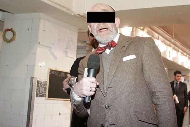 Adam G. skazany za zniszczenie zabytku na Starówce