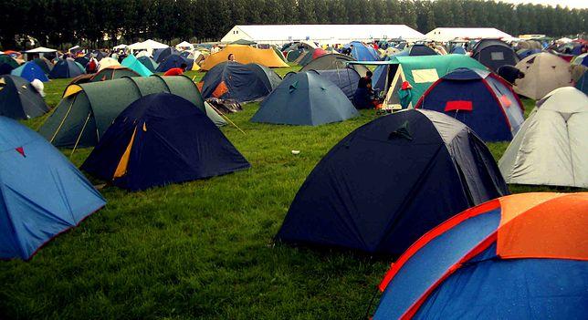 Pole namiotowe pierwszy raz na Ursynaliach!