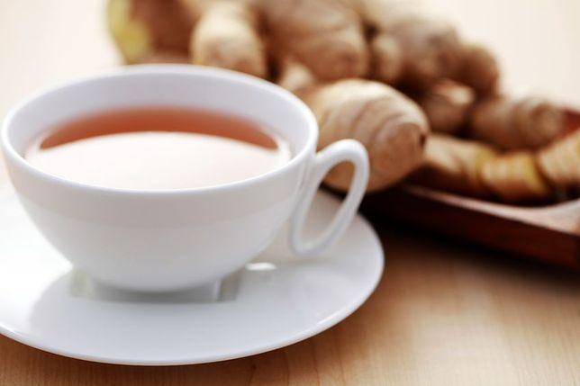 Naturalna pomoc na przeziębienie. Powody, dla których warto pić napar z imbiru