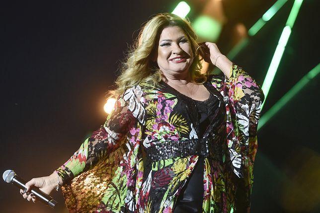 Beata Kozidrak zaśpiewa na koncercie sylwestrowym.