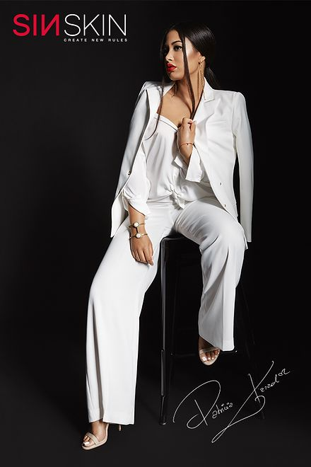 Patricia Kazadi została ambasadorką marki SinSkin