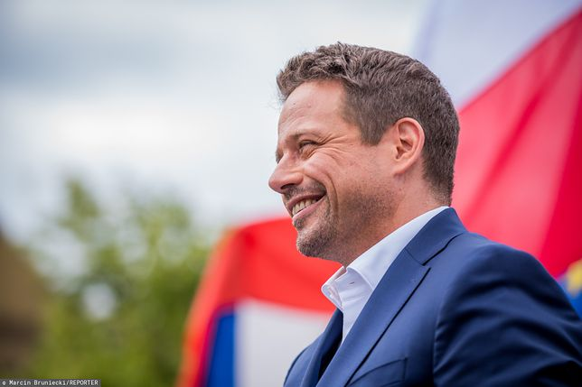 Rafał Trzaskowski w Kościerzynie