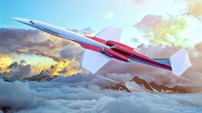 Aerion Corporation przedstawia następcę Concorde'a