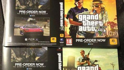 V jak viosna - sklepy niedługo zaczną przyjmowanie zamówień na GTA V