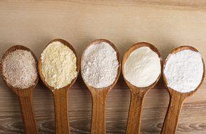 Poznaj zdrowe mąki