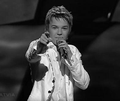Valters Fridgenbergs brał udział w 50. Konkursie Piosenki Eurowizji w Kijowie