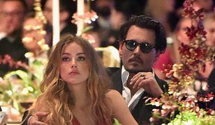 Amber Heard i Johnny Depp byli małżeństwem przez kilka miesięcy