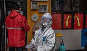 Koronawirus w Chinach. Nowe przypadki