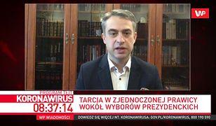 Krzysztof Gawkowski o wyborach: nie zdziwiłbym, jeśli frekwencja zostanie załatwiona na Nowogrodzkiej